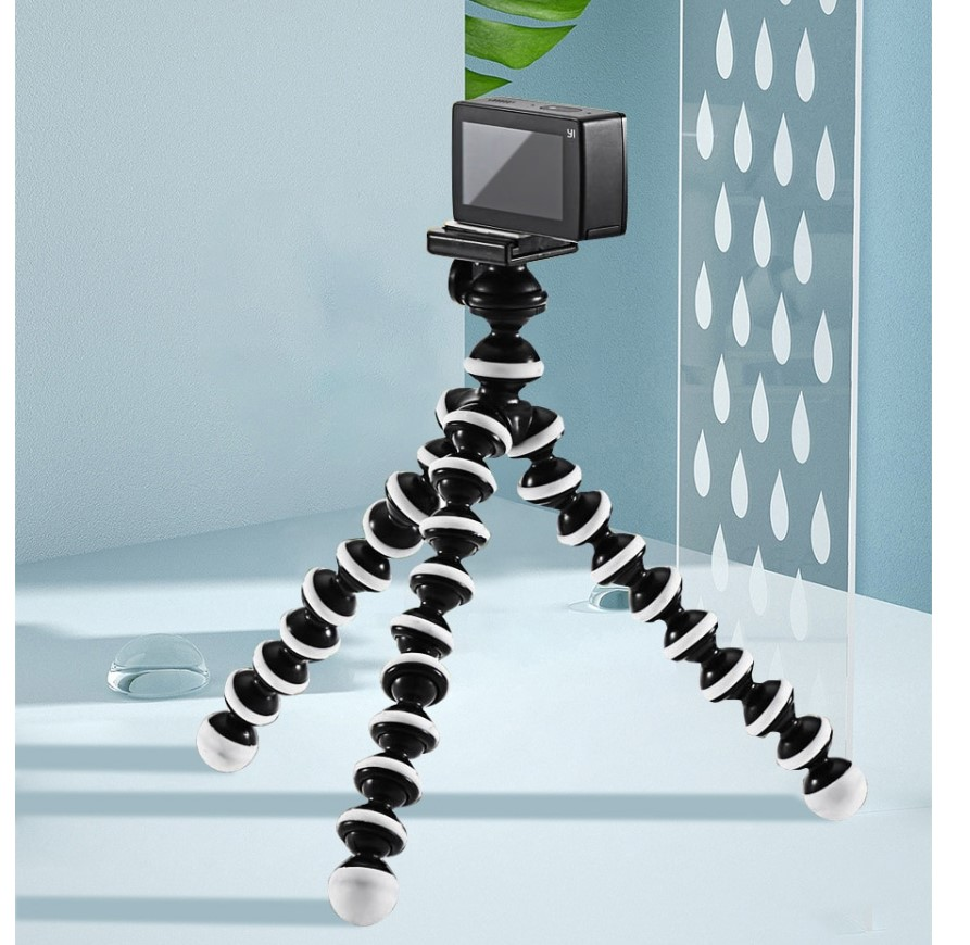Octopus Tripod with Phone Clip