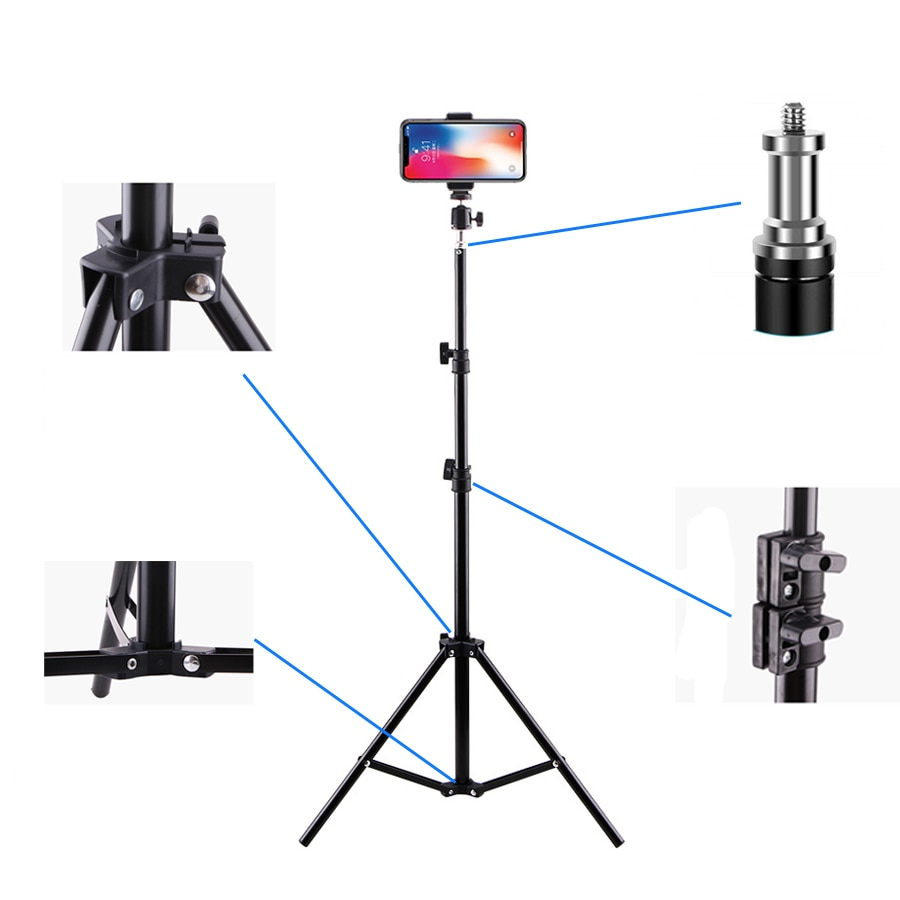 Stand Tripod for Phone Camera